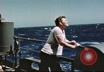 Image of Hannibal Victory ship Philippine Sea, 1945, second 14 stock footage video 65675062871