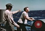 Image of Hannibal Victory ship Philippine Sea, 1945, second 15 stock footage video 65675062871