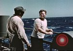 Image of Hannibal Victory ship Philippine Sea, 1945, second 16 stock footage video 65675062871