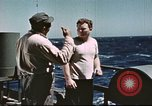 Image of Hannibal Victory ship Philippine Sea, 1945, second 17 stock footage video 65675062871