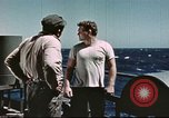 Image of Hannibal Victory ship Philippine Sea, 1945, second 21 stock footage video 65675062871