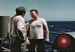Image of Hannibal Victory ship Philippine Sea, 1945, second 22 stock footage video 65675062871