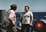 Image of Hannibal Victory ship Philippine Sea, 1945, second 24 stock footage video 65675062871