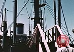 Image of Hannibal Victory ship Philippine Sea, 1945, second 32 stock footage video 65675062871