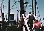 Image of Hannibal Victory ship Philippine Sea, 1945, second 34 stock footage video 65675062871