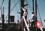 Image of Hannibal Victory ship Philippine Sea, 1945, second 39 stock footage video 65675062871