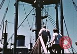 Image of Hannibal Victory ship Philippine Sea, 1945, second 41 stock footage video 65675062871