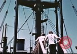 Image of Hannibal Victory ship Philippine Sea, 1945, second 42 stock footage video 65675062871