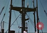 Image of Hannibal Victory ship Philippine Sea, 1945, second 45 stock footage video 65675062871