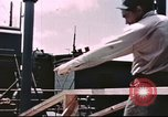 Image of Hannibal Victory ship Philippine Sea, 1945, second 46 stock footage video 65675062871
