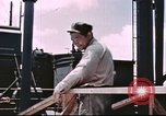 Image of Hannibal Victory ship Philippine Sea, 1945, second 47 stock footage video 65675062871