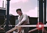 Image of Hannibal Victory ship Philippine Sea, 1945, second 48 stock footage video 65675062871