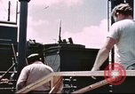 Image of Hannibal Victory ship Philippine Sea, 1945, second 51 stock footage video 65675062871