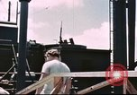Image of Hannibal Victory ship Philippine Sea, 1945, second 53 stock footage video 65675062871