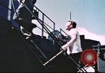 Image of Hannibal Victory ship Philippine Sea, 1945, second 59 stock footage video 65675062871