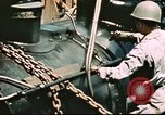 Image of Hannibal Victory ship Pacific ocean, 1945, second 10 stock footage video 65675062872