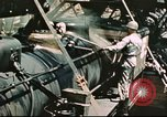 Image of Hannibal Victory ship Pacific ocean, 1945, second 19 stock footage video 65675062872
