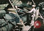 Image of Hannibal Victory ship Pacific ocean, 1945, second 20 stock footage video 65675062872