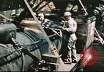 Image of Hannibal Victory ship Pacific ocean, 1945, second 23 stock footage video 65675062872