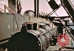 Image of Hannibal Victory ship Pacific ocean, 1945, second 35 stock footage video 65675062872
