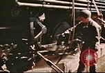 Image of Hannibal Victory ship Pacific ocean, 1945, second 41 stock footage video 65675062872