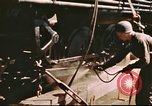 Image of Hannibal Victory ship Pacific ocean, 1945, second 45 stock footage video 65675062872