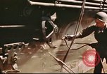 Image of Hannibal Victory ship Pacific ocean, 1945, second 48 stock footage video 65675062872