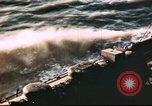 Image of Hannibal Victory ship Pacific ocean, 1945, second 56 stock footage video 65675062872