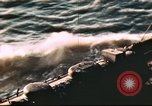 Image of Hannibal Victory ship Pacific ocean, 1945, second 58 stock footage video 65675062872