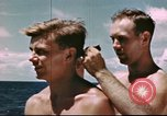 Image of Hannibal Victory ship Pacific Ocean, 1945, second 8 stock footage video 65675062873