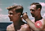 Image of Hannibal Victory ship Pacific Ocean, 1945, second 9 stock footage video 65675062873