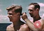 Image of Hannibal Victory ship Pacific Ocean, 1945, second 10 stock footage video 65675062873