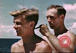 Image of Hannibal Victory ship Pacific Ocean, 1945, second 14 stock footage video 65675062873
