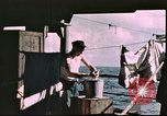 Image of Hannibal Victory ship Pacific Ocean, 1945, second 37 stock footage video 65675062873