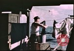 Image of Hannibal Victory ship Pacific Ocean, 1945, second 40 stock footage video 65675062873