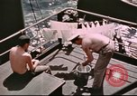 Image of Hannibal Victory ship Pacific Ocean, 1945, second 44 stock footage video 65675062873