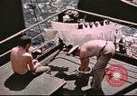 Image of Hannibal Victory ship Pacific Ocean, 1945, second 45 stock footage video 65675062873
