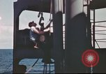 Image of Hannibal Victory ship Pacific ocean, 1945, second 3 stock footage video 65675062877