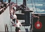 Image of Hannibal Victory ship Pacific ocean, 1945, second 18 stock footage video 65675062877