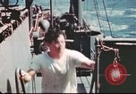 Image of Hannibal Victory ship Pacific ocean, 1945, second 19 stock footage video 65675062877