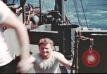 Image of Hannibal Victory ship Pacific ocean, 1945, second 21 stock footage video 65675062877