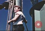 Image of Hannibal Victory ship Pacific ocean, 1945, second 60 stock footage video 65675062877