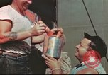 Image of Hannibal Victory ship Pacific ocean, 1945, second 33 stock footage video 65675062878