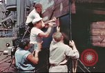 Image of Hannibal Victory ship Pacific ocean, 1945, second 40 stock footage video 65675062878