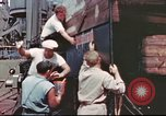 Image of Hannibal Victory ship Pacific ocean, 1945, second 41 stock footage video 65675062878