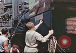 Image of Hannibal Victory ship Pacific ocean, 1945, second 44 stock footage video 65675062878