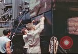 Image of Hannibal Victory ship Pacific ocean, 1945, second 47 stock footage video 65675062878