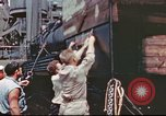 Image of Hannibal Victory ship Pacific ocean, 1945, second 48 stock footage video 65675062878