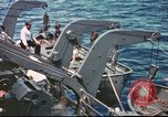 Image of Hannibal Victory ship Pacific ocean, 1945, second 4 stock footage video 65675062880