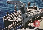 Image of Hannibal Victory ship Pacific ocean, 1945, second 11 stock footage video 65675062880